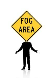 getting foggy